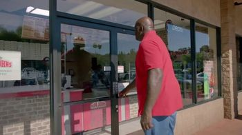 Papa John's TV Spot, 'Better Day in the Store' Featuring Shaquille O'Neal, Song by Big Boi - Thumbnail 1