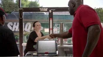 Papa John's TV Spot, 'Better Day in the Store' Featuring Shaquille O'Neal, Song by Big Boi - Thumbnail 4