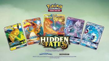 Pokemon TCG: Hidden Fates TV Spot, 'Fire, Lightning and Ice' - Thumbnail 9