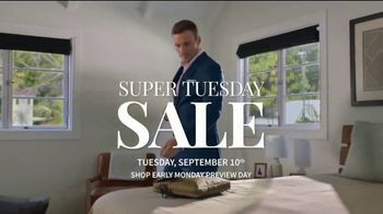 JoS. A. Bank Super Tuesday Sale TV Spot, 'September 2019: Shirts, Suits and Clearance' - Thumbnail 2