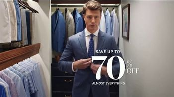 JoS. A. Bank Super Tuesday Sale TV Spot, 'September 2019: Shirts, Suits and Clearance' - Thumbnail 4