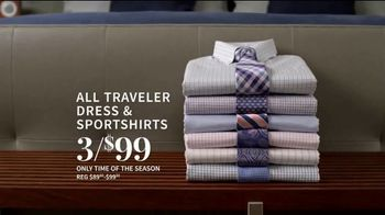 JoS. A. Bank Super Tuesday Sale TV Spot, 'September 2019: Shirts, Suits and Clearance' - Thumbnail 5
