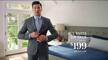 JoS. A. Bank Super Tuesday Sale TV Spot, 'September 2019: Shirts, Suits and Clearance' - Thumbnail 6
