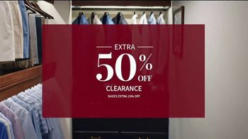 JoS. A. Bank Super Tuesday Sale TV Spot, 'September 2019: Shirts, Suits and Clearance' - Thumbnail 7