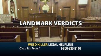 Cutter Law, P.C. TV Spot, 'Weed Killer Legal Helpline' - Thumbnail 6