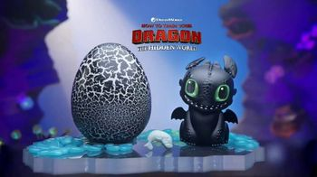 How to Train Your Dragon: The Hidden World Hatching Toothless TV Spot, 'Your Dragon' - Thumbnail 9