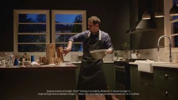 Delta Faucet VoiceIQ Technology TV Spot, 'Gingerbread Castle'