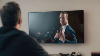 Tide PODS Ultra OXI TV Spot, 'Peyton Manning Declares Tuesday the Official Laundry Night' - Thumbnail 7