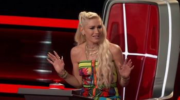 Tide TV Spot, 'The Voice: Gwen Says No' Featuring Gwen Stefani