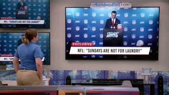 Tide TV Spot, 'Superstore: Wait.' Feat. Peyton Manning, Lauren Ash, Mark McKinney - Thumbnail 1