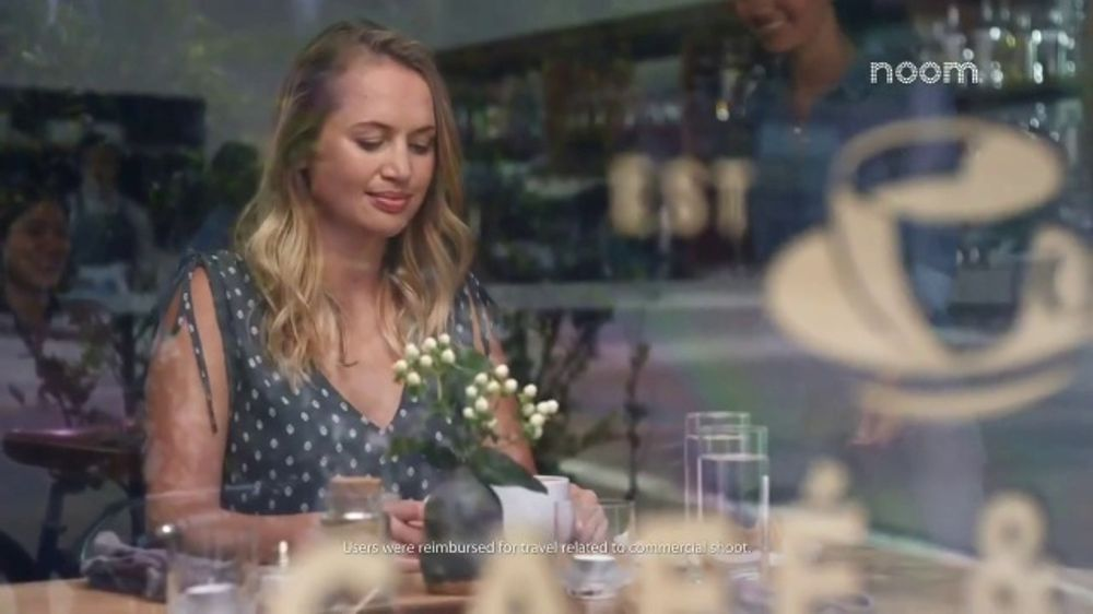 Noom TV Commercial, 'Sarah Talks About Confidence'