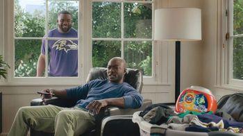 Tide TV Spot, 'Sunday Is Coming' Featuring Mark Ingram Jr. - Thumbnail 7