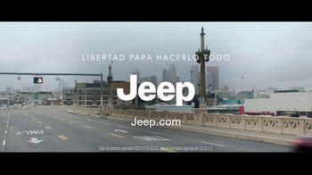 2019 Jeep Grand Cherokee TV Spot, 'How to Get There' canción de Natalia Lafourcade [Spanish] [T1] - Thumbnail 10