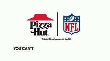 Pizza Hut $7.99 Large 3-Topping Pickup Deal TV Spot, 'Hut Hut Win With Aaron Donald' - Thumbnail 10