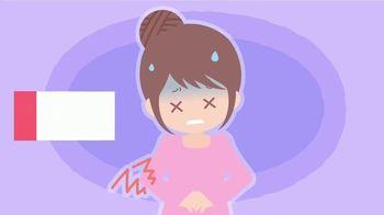 Flanax TV Spot, 'Cólicos menstruales: ¿Qué tomar?' [Spanish] - Thumbnail 1