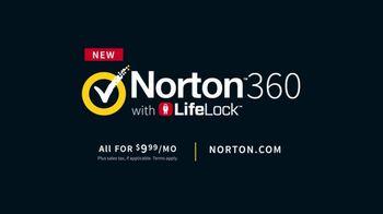 Norton 360 With LifeLock TV Spot, 'Balloons VO' - Thumbnail 9