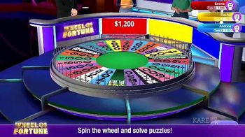 America's Greatest Game Shows: Wheel of Fortune & Jeopardy! TV Spot, 'Play With Friends' - Thumbnail 6