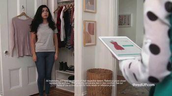 thredUP TV Spot, 'The Cure for the Common Closet: 50 Percent' - Thumbnail 3