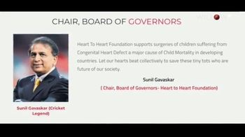 Heart to Heart Foundation TV Spot, 'Indian Independence Day Celebrations'