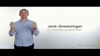 SeatGeek TV Spot, 'Jack's Guarantee: Baseball Tickets: $20 Off - Thumbnail 3
