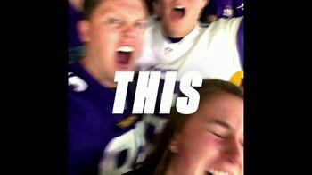 NFL Ticket Exchange TV Spot, 'Wildest Screams' - Thumbnail 4