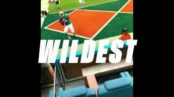 NFL Ticket Exchange TV Spot, 'Wildest Screams' - Thumbnail 6