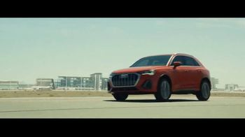 Audi Q3 TV Spot, \'Never a Dull Moment\' [T1]