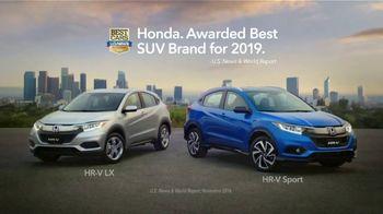 2019 Honda HR-V TV Spot, 'Why Not HR-V?' [T1] - Thumbnail 9