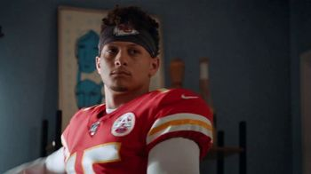 Madden NFL 20 TV Spot, 'Doesn't Feel Any Different' Featuring Patrick Mahomes - Thumbnail 6