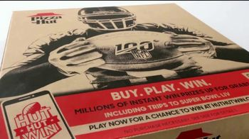 Pizza Hut $7.99 Large 3-Topping Pickup Deal TV Spot, 'Hut Hut Win With Todd Gurley' - Thumbnail 5