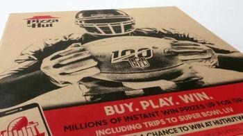Pizza Hut TV Spot, 'Hut Hut Win: Scan Our Box' - Thumbnail 6