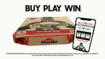 Pizza Hut TV Spot, 'Hut Hut Win: Scan Our Box' - Thumbnail 7