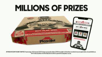 Pizza Hut TV Spot, 'Hut Hut Win: Scan Our Box' - Thumbnail 8