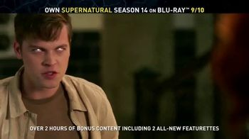 Supernatural: Season 14 Home Entertainment TV Spot