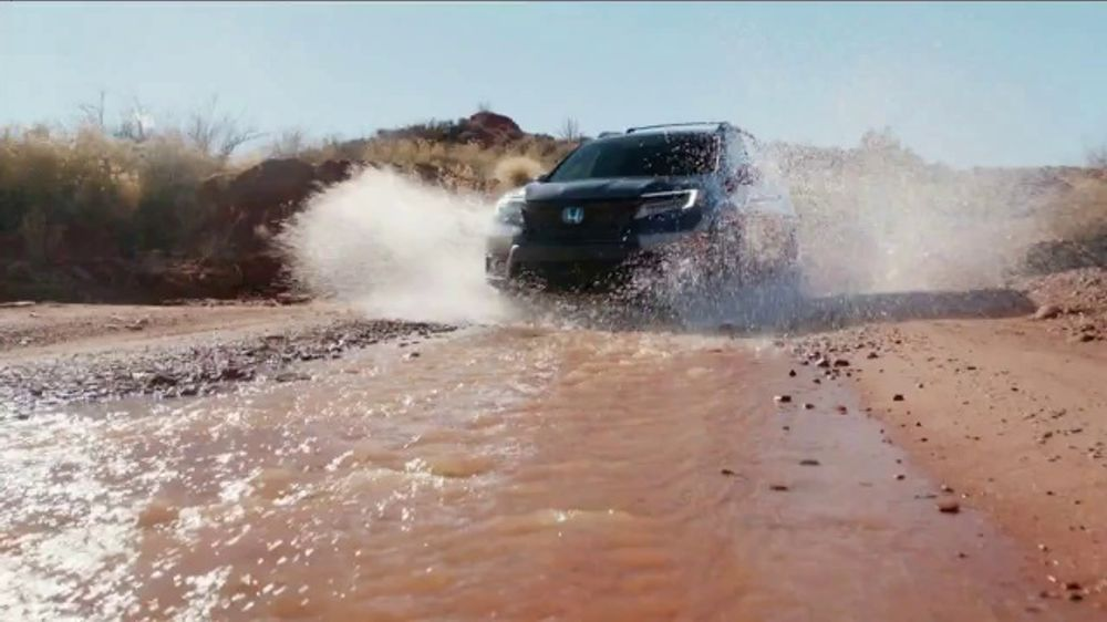 Song In Honda Commercial >> 2019 Honda Passport Elite Tv Commercial Destination Adventure Song By Wolfmother T1 Video