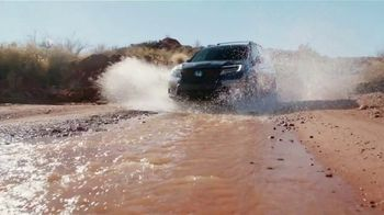 2019 Honda Passport Elite TV Spot, 'Destination: Adventure' Song by Wolfmother [T1] - 2924 commercial airings