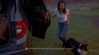 2019 Honda Passport Elite TV Spot, 'Destination: Adventure' Song by Wolfmother [T1] - Thumbnail 7