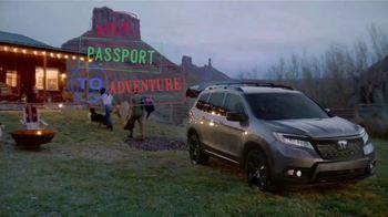 2019 Honda Passport Elite TV Spot, 'Destination: Adventure' Song by Wolfmother [T1] - Thumbnail 8