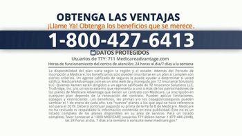 MedicareAdvantage.com TV Spot, 'Los beneficios que se merece' [Spanish] - Thumbnail 7