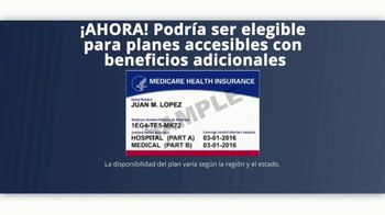 MedicareAdvantage.com TV Spot, 'Los beneficios que se merece' [Spanish] - Thumbnail 1