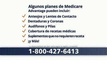 MedicareAdvantage.com TV Spot, 'Los beneficios que se merece' [Spanish] - Thumbnail 6