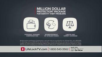 LifeLock TV Spot, 'Celeb 25 HB CTA 1' - Thumbnail 10