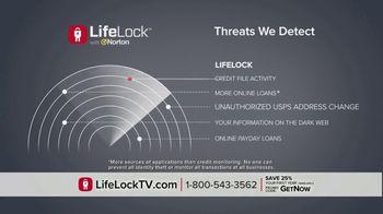LifeLock TV Spot, 'Celeb 25 HB CTA 1' - Thumbnail 5