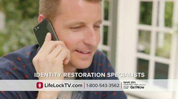LifeLock TV Spot, 'Celeb 25 HB CTA 1' - Thumbnail 9