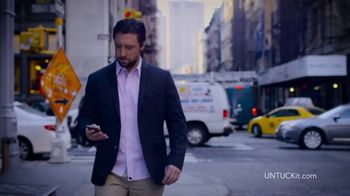 UNTUCKit Labor Day Sale TV Spot, 'The Brand Story'