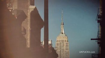 UNTUCKit Labor Day Sale TV Spot, 'The Brand Story' - Thumbnail 3