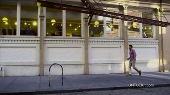 UNTUCKit Labor Day Sale TV Spot, 'The Brand Story' - Thumbnail 5