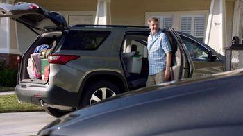 2019 Chrysler Pacifica TV Spot, 'Doesn't Suck' [T1] - 2422 commercial airings