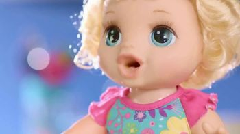 Baby Alive Happy Hungry Baby TV Spot, 'She's Happy and Hungry' - Thumbnail 2