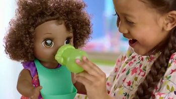 Baby Alive Happy Hungry Baby TV Spot, 'She's Happy and Hungry' - Thumbnail 4